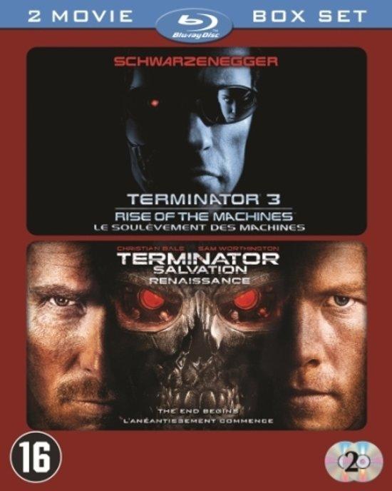 Cover van de film 'Terminator 3/Terminator 4'