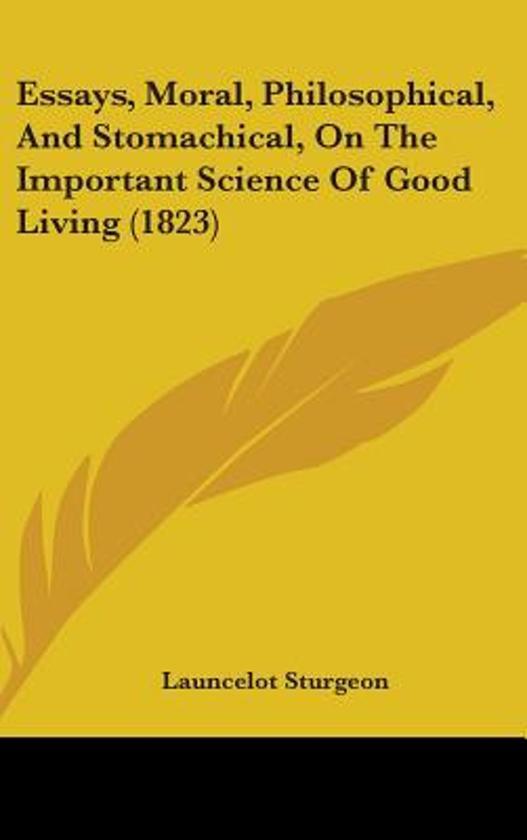 essays in moral philosophy