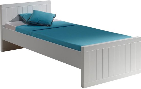 Vipack Robin - Bed - Wit - 96 x 210 cm