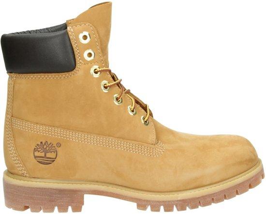 Timberland 6 Inch Premium Boot 10061 Geel maat 44.5