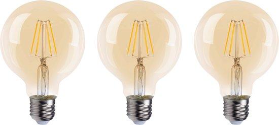 XQLITE LED GLOBE E27 4W FILA GOLD XQ1509G
