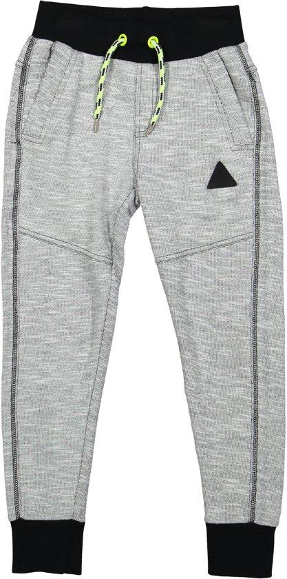 Joggingbroek 128.Bol Com Joggingbroek Dutch Jeans Black Off White Melange 128