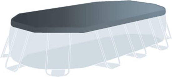 Intex Prism Frame Zwembadset ovaal 503x274x122 cm 26796GN