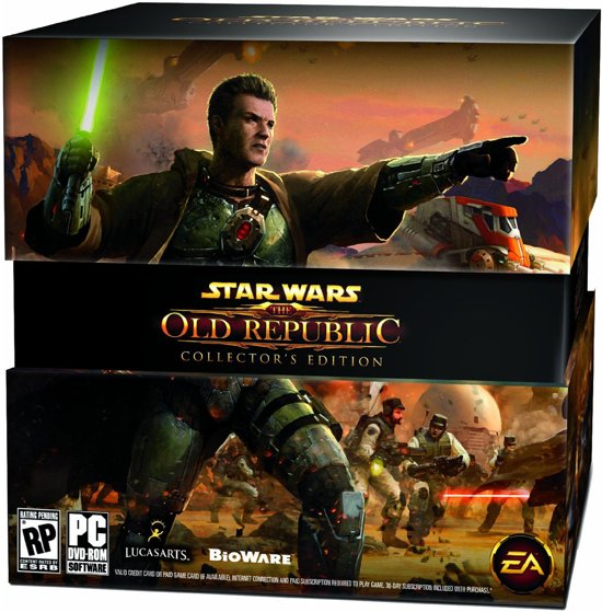 Star Wars: The Old Republic - Collectors Edtion - Windows