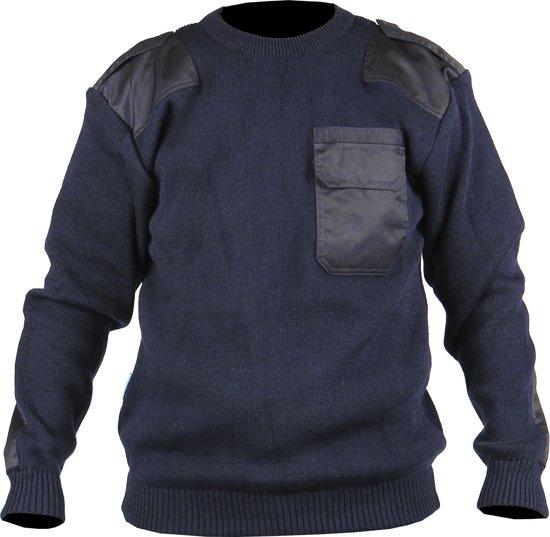 Storvik Pullover Dampier - blauw - M