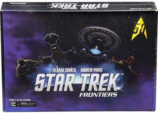 Afbeelding van het spel Star Trek Frontiers Board Game