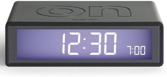 Lexon Flip Wekker 3 x 10,4 cm