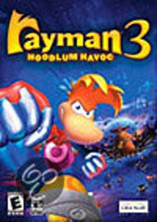Rayman 3 Hoodlum Havoc /PC - Windows