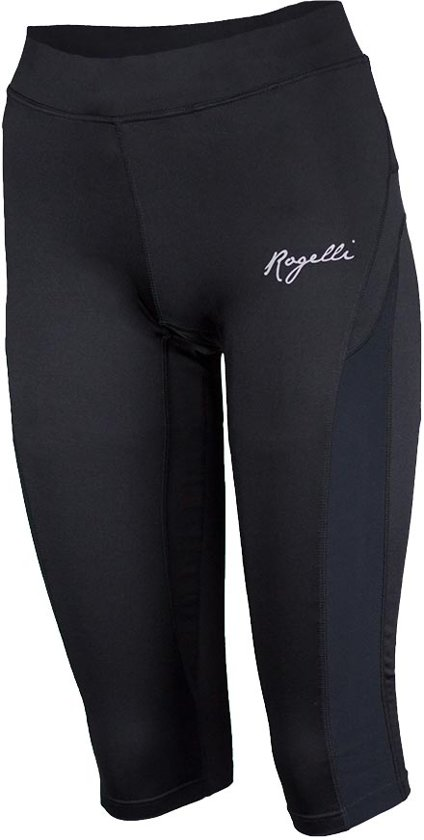 Rogelli Midori Running Knicker - Hardloopbroek - Vrouwen - Maat S - zwart