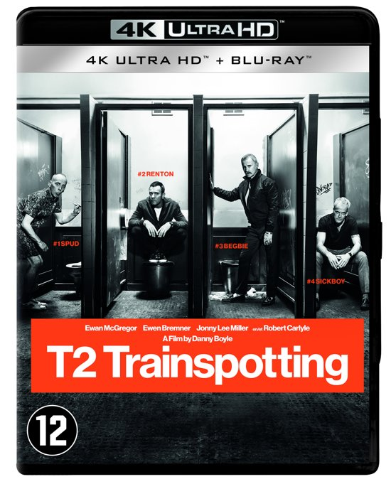 T2: Trainspotting (4K Ultra HD Blu-ray)