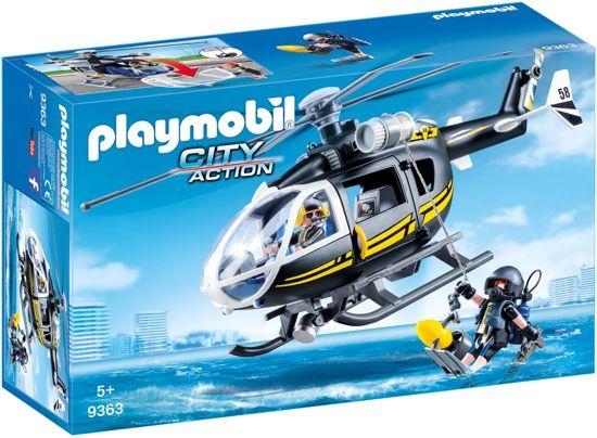 PLAYMOBIL SIE-helikopter - 9363