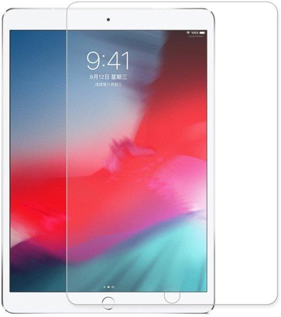 Shop4 - iPad Air (2019) Glazen Screenprotector - Gehard Glas Transparant