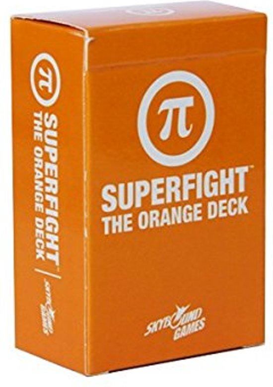 Afbeelding van het spel Superfight The Orange Deck