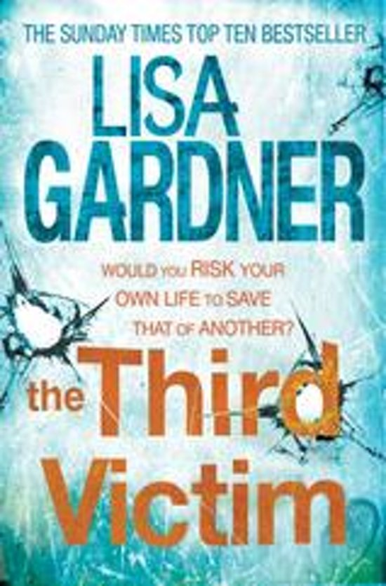 Boek cover The Third Victim (FBI Profiler 2) van Lisa Gardner (Onbekend)