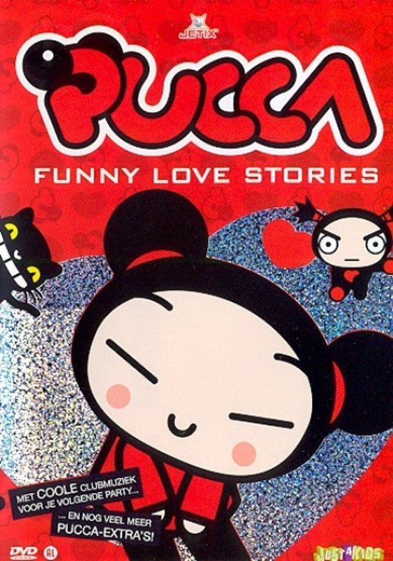 Bolcom Pucca Funny Love Stories Dvd Dvds