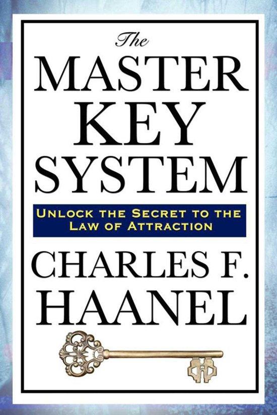 Boek cover The Master Key System van Charles F. Haanel (Onbekend)