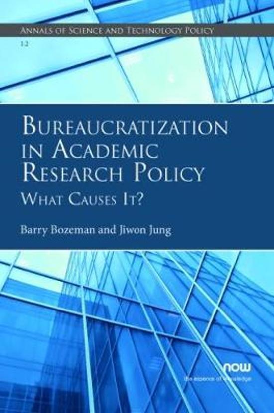 bureaucratization of death