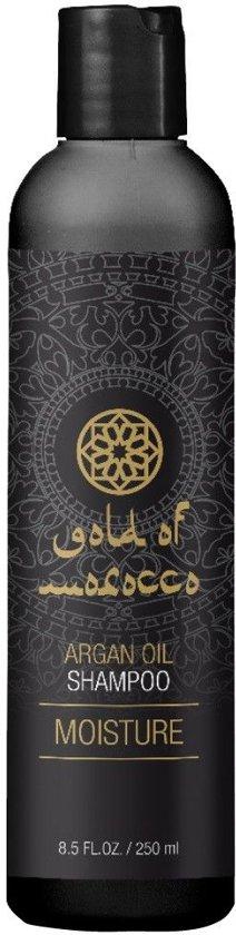 Gold of Morocco Argan Oil Moisture Shampoo 250ml