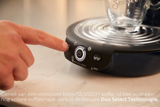 Philips Senseo Viva Café Duo Select HD6566/30 Rosé Koper