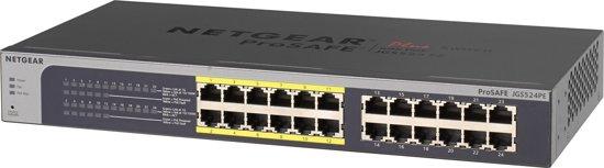 Netgear ProSAFE JGS524PE - Switch