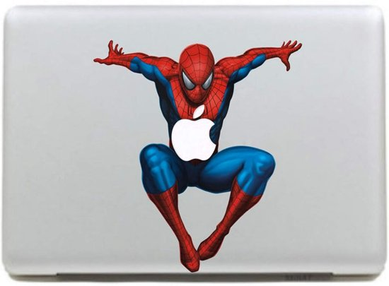 Spiderman - MacBook Decal Sticker