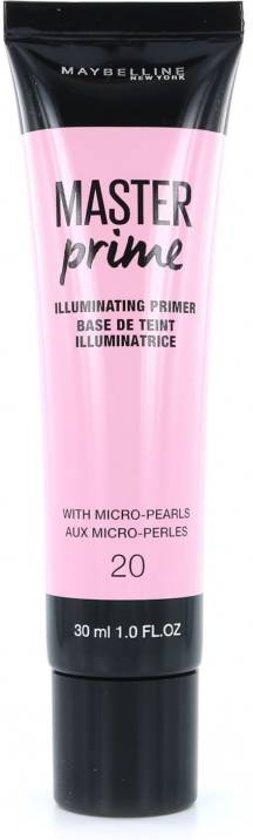 Maybelline Master Prime Illuminating Primer 20