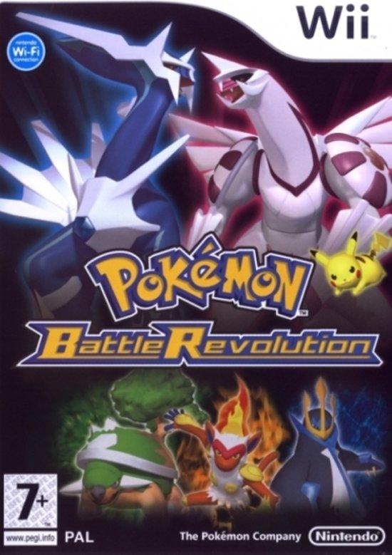 Pokemon: Battle Revolution kopen