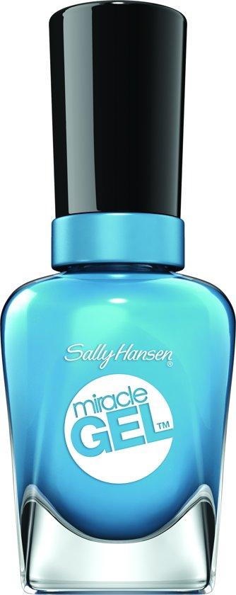 Sally Hansen Miracle Gel Gelnagellak - 630 Rhythm & Blue