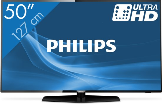 Philips 50PUS6162/12 - 4K tv