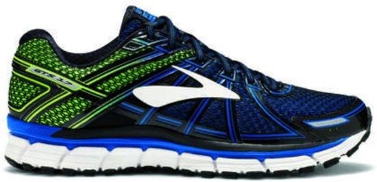 8a75edf941f Brooks Adrenaline GTS 17 blauw hardloopschoenen heren