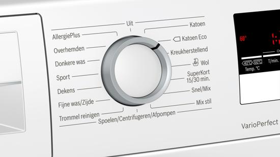Bosch WAN28222NL - Serie 4 - Wasmachine
