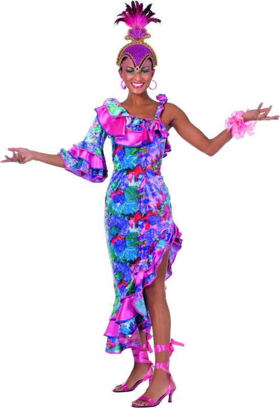 Caribbean jurk Maat 46