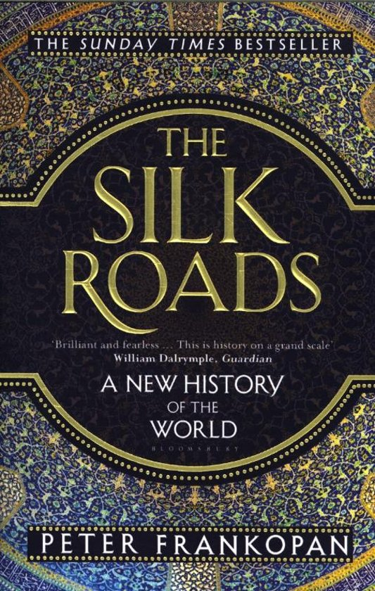 Boek cover Silk Roads van Peter Frankopan (Paperback)