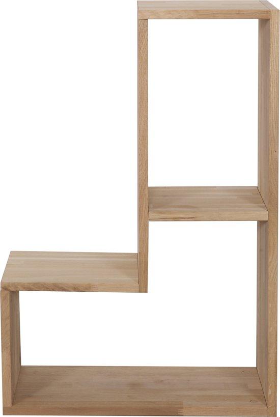 Bolcom Woood Tetris Stapelkast Eiken