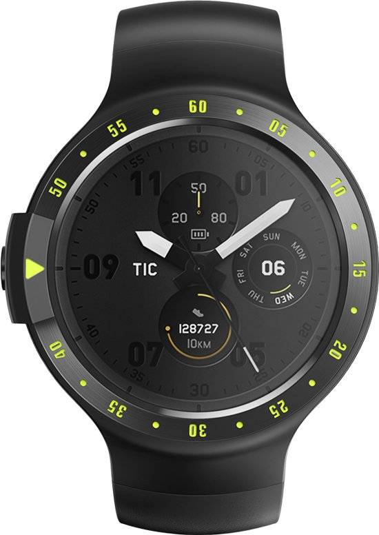 Ticwatch S - Smartwatch - Knight
