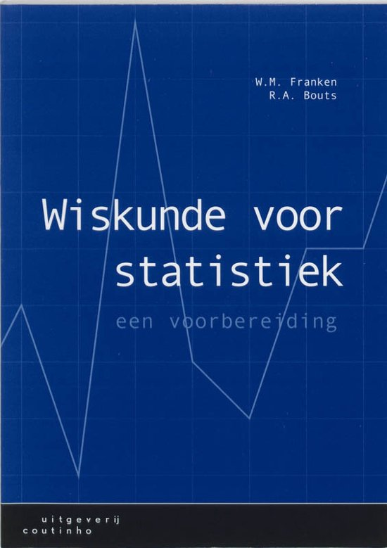 Wiskunde voor statistiek