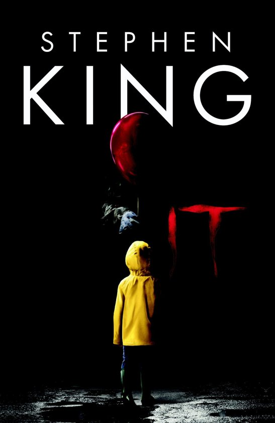 Boek cover It van Stephen King (Onbekend)