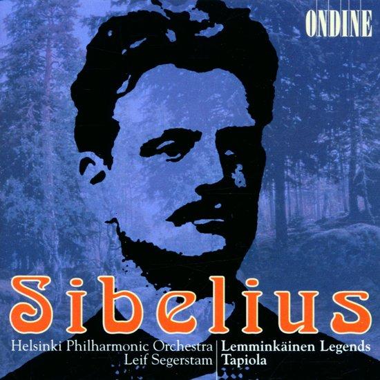 Sibelius: Lemminkainen Legends, Tapiola / Leif Segerstam