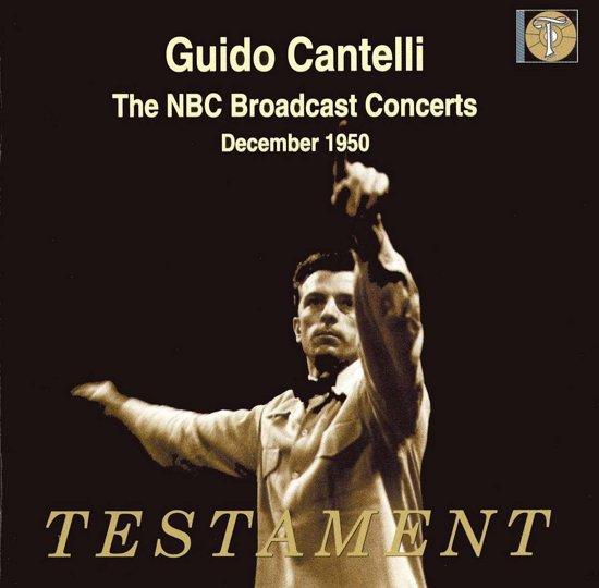 Nbc Broadcast Concerts December '50