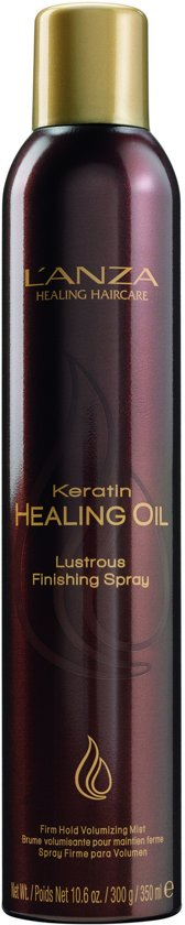 Keratin Healing Oil Lustrous Finishing Spray 350 ml