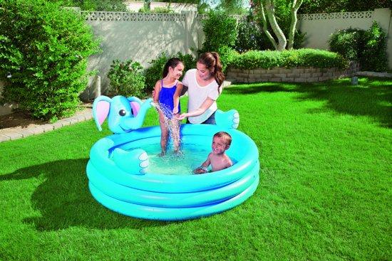 Bestway Zwembad - blauw