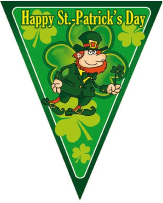 Bolcom St Patricks Day Slingers 5 Meter Funny Fashion Speelgoed
