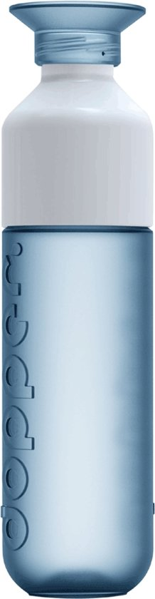 Dopper Drinkfles - 450 ml - Blauw