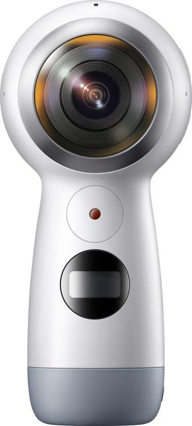 R210 Gear 360 2017 Camera White