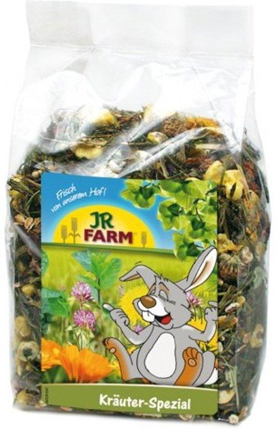 JR Farm - Rozenbottel en Appel  - 125g - Verpakt per 3 - Knaagdierensnack