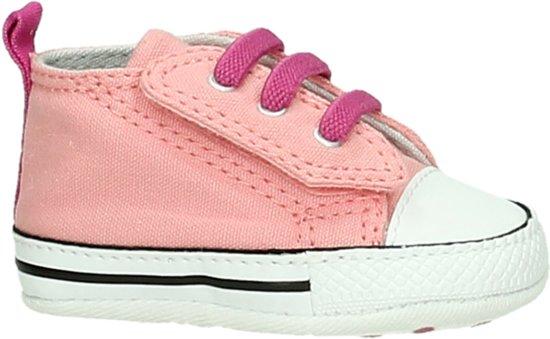 4ebbd54410f0db Converse Chuck taylor as easy slip hi - Sneakers - Meisjes - Maat 20 - Roze
