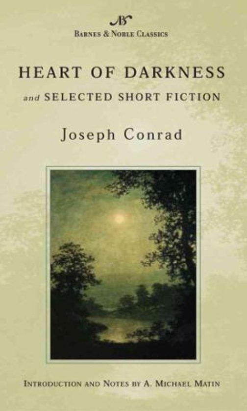 heart of darkness joseph conrad essay