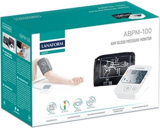 LANAFORM ABPM-100 Bovenarm Automatisch 4gebruiker(s)