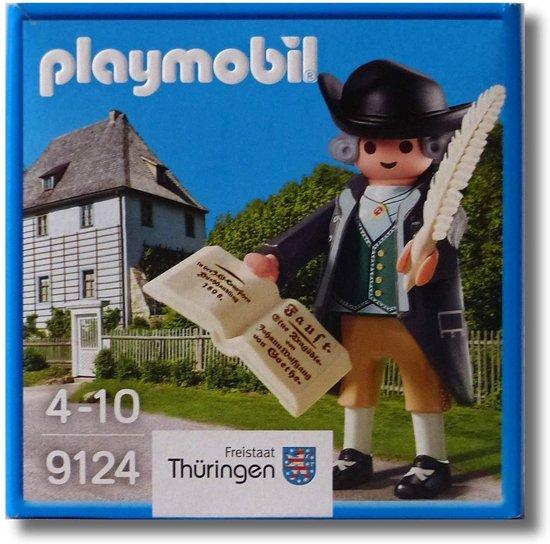 Bolcom Playmobil 9124 Johann Wolfgang Von Goethe