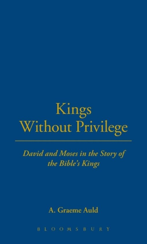 Kings without Privilege